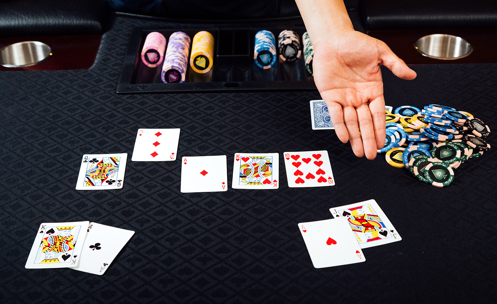 オンラインカジノ遊戯イメージ